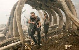 WALLPAPERS HD: Kong Skull Island Tom Hiddleston Brie Larson