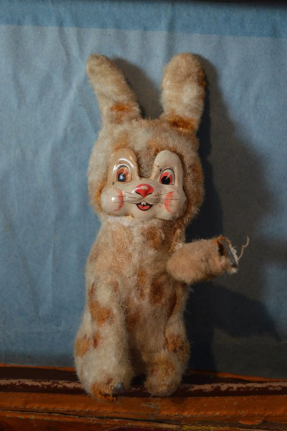17 Best Images About Creepy Old Toys On Pinterest Rabbit