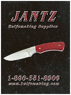 Jantz Supply - Knife Making.  I have had no experiences with them as of yet. Large selection.  Site active 3-21-13