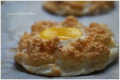non solo pasticci: Uova nelle nuvole
