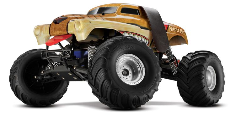 Traxxas Monster Mutt Monster Jam