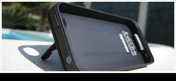 Gagnez une Novodio Thin Juice, une coque batterie pour iPhone 4/4S