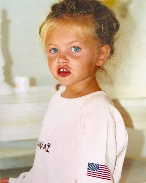 Baby Thylane Blondeau