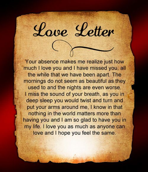Soul Mate Love Quotes | Send this love letter to you soul mate to share your feelings.