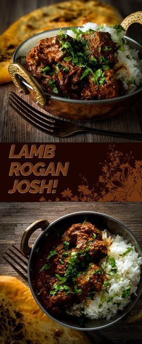 Lamb Rogan Josh is an all time favourite dish of mine an Indian curry of Persian origin that has become much more well know as a Kashmiri dish. #indianfood #curry #indiantakeaway #indianfakeaway #fakeaway #takeaway #lamb #roganjosh #recipe #recipeoftheday #spicy