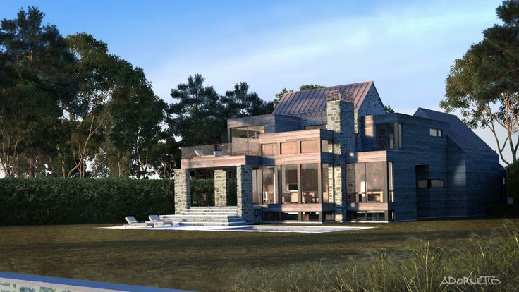 Les maisons métisses Adornetto Mario Adornetto LinkedIn Plans - tva construction maison neuve