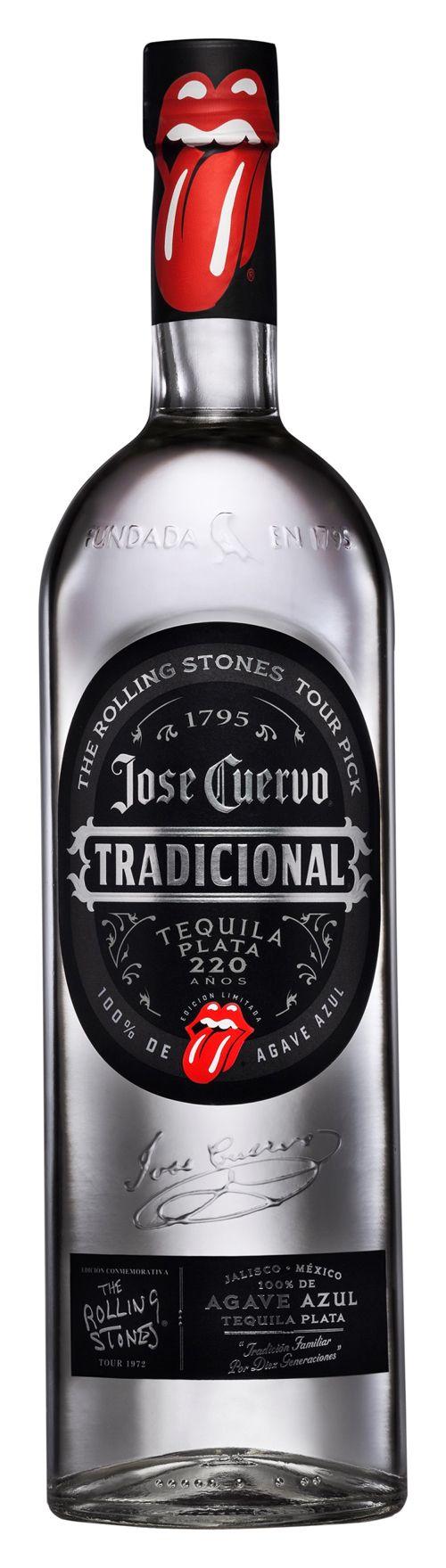 Cuervo Tradicional y Rolling Stones, juntos en un tequila | Mundo Ejecutivo