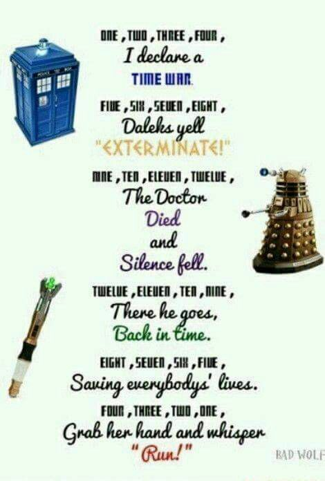 ¤ Doctor Who Dance ¤