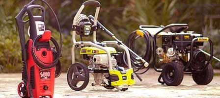 Pressure Washers & Pressure Washer Accessories at The Home Depot