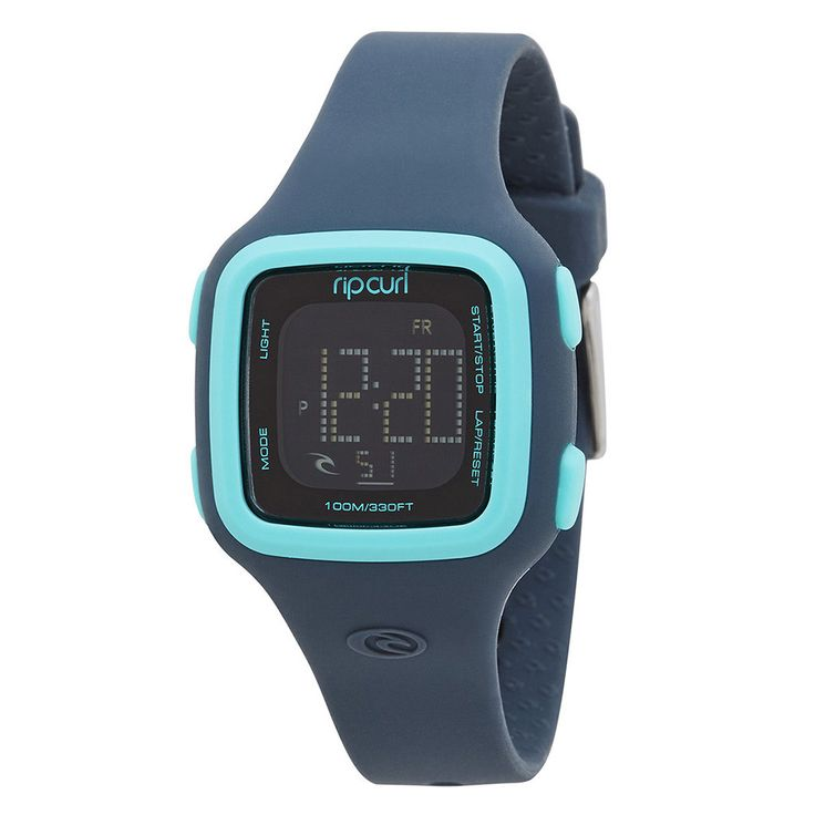 The Candy is the perfect digital sports watch for a long day at the beach. It's made with a super soft silicone case & strap for comfort and the digital read-out features date & time, stopwatch, count