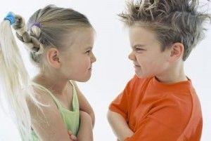 Como se evita la rivalidad entre hermanos