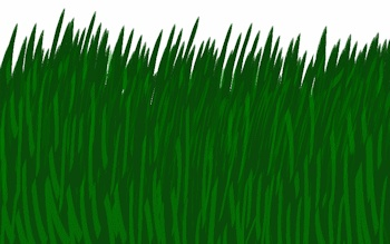 Simple drawing tutorial on how to create grass.