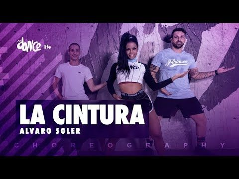 moda di lusso la migliore vendita data di rilascio La Cintura - Alvaro Soler | FitDance Life (Coreografía ...