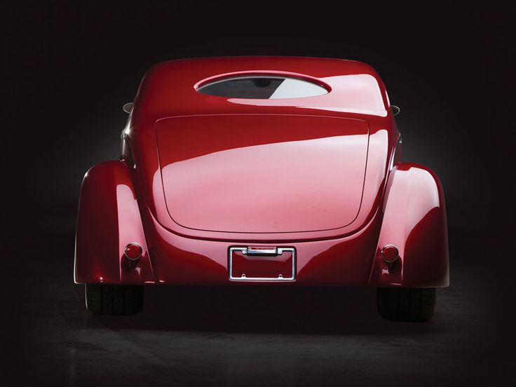 1937 Ford Coupe Oze Custom | Sam Pack Collection 2014 | RM AUCTIONS