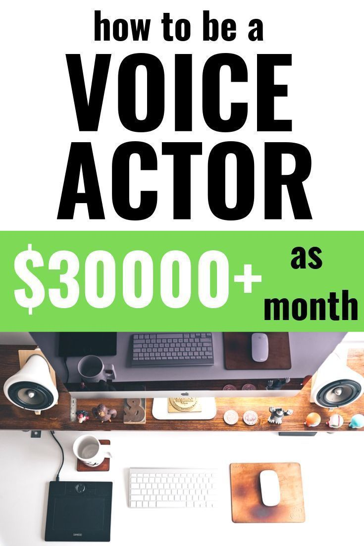 Detailed Guide On Voice Over Jobs A Legit Work At Home Option