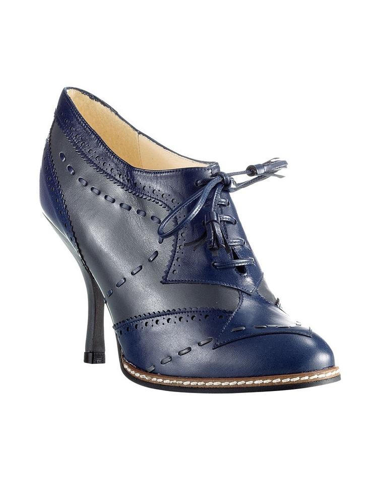 Chaussures à talon aiguille Helline bleues femme DhD5n