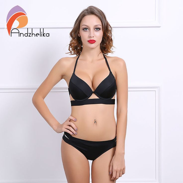 =>>CheapAndzhelika 2016 Sexy Bikinis Women Black Bandage Swimsuit Push Up Swimwear Low Waist Bathing Suit Brazilian Bikinis Set XS-XLAndzhelika 2016 Sexy Bikinis Women Black Bandage Swimsuit Push Up Swimwear Low Waist Bathing Suit Brazilian Bikinis Set XS-XLCheap Price Guarantee...Cleck Hot Deals >>> http://id305681749.cloudns.ditchyourip.com/32681150465.html images