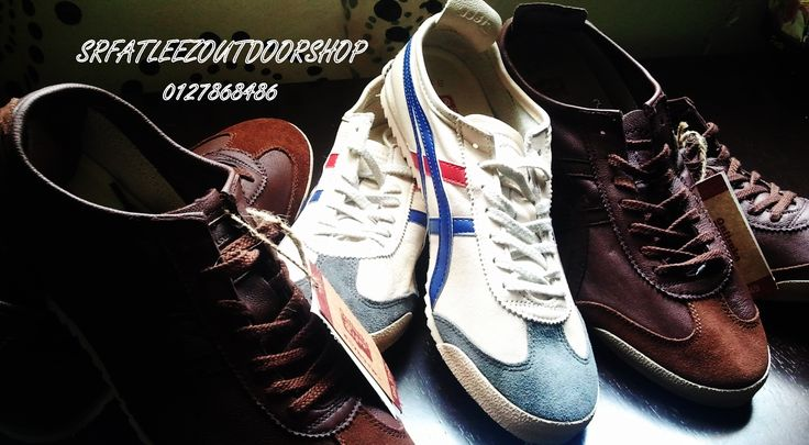 """Onitsuka Tiger Mexico 66 Deluxe"""" is the new edition from """"NIPPON MADE"""" series with """"Authentic Japan"""" as its concept. The leather for the upper part of the shoes is tanned with tannin and processed with """"Washedup method"""" to wash the tanned leather with hot water after production SIZE 40------45EU -Shipment :-EMS and Pos Malaysia-estimated delivery time is 7-10 working days -Fast Deal call/sms 0127868486/0178248486 -Email: sr_fatleezoutdoorshope@yahoo.com"""