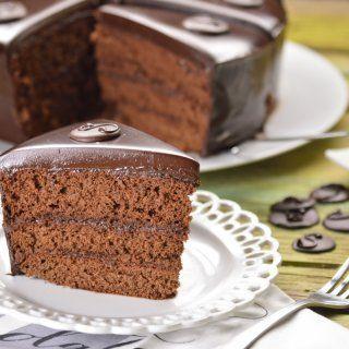 Pastel Sacher de Chocolate
