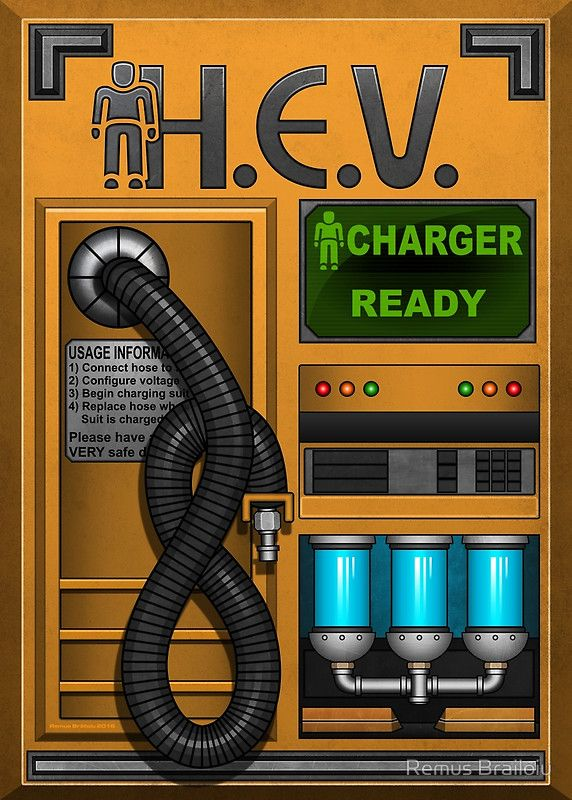 """""""HEV Charger"""" Photographic Prints by Remus Brailoiu 