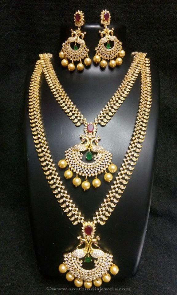 Wedding Necklace Sets for Indian Brides, Indian Bridal Necklace Sets, Bridal Necklace Sets for Indian Weddings.
