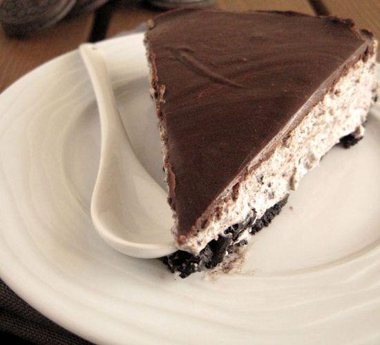 Το πιο Ορεο cheesecake ever