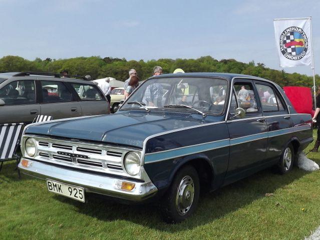 Image of Vauxhall VX4/90 1965