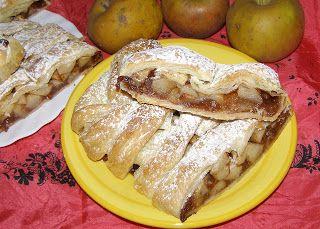 W Mojej Kuchni Lubię.. : na szybko francuskie z renetą i czekośliwką...