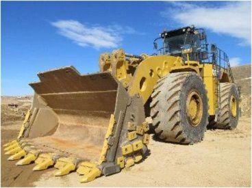 #CAT - New & used #equipment & #machineryLooks like a 900hp Caterpillar 993K