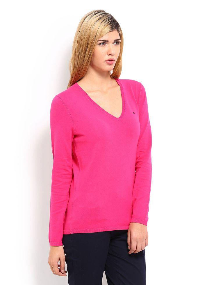 Women-Pink-sweater