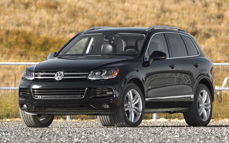 2016 VW Touareg Diesel