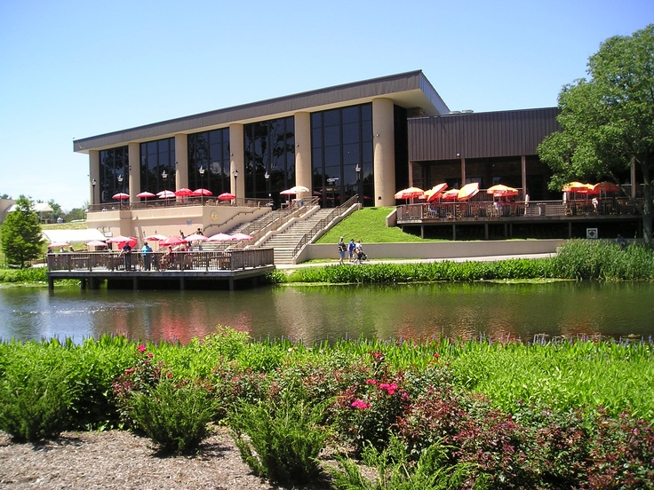 Kentucky View Of The Creation Museum From The Adjacent