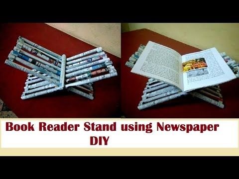 How to Make Dining Table Salt Container Tray with Newspaper & Cardboard Best Out of Waste Craft - YouTube