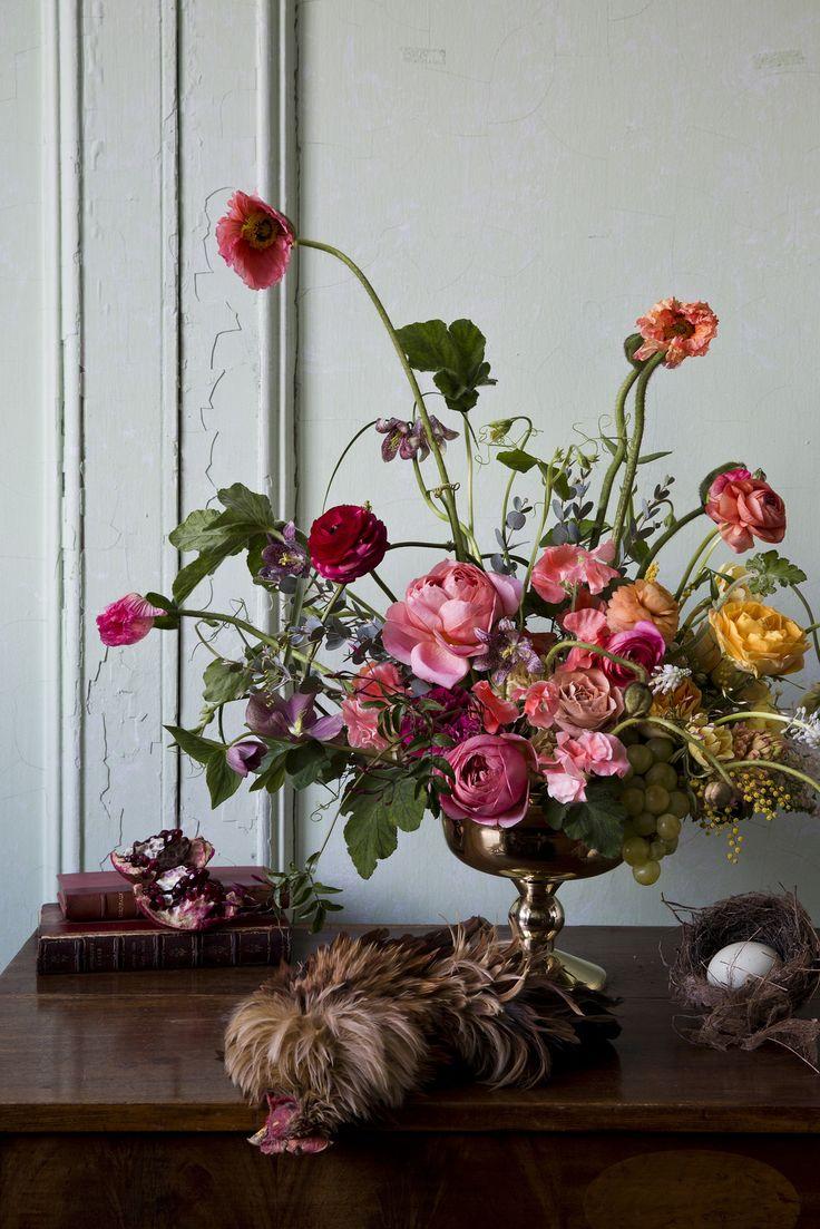 Floral Arrangement | Little Flower School