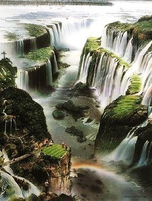 Great Golf Courses Iguassu Falls Golf Course - Argentina