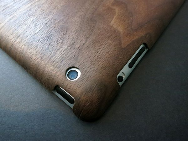 Element Case Wood Series Cases for iPad 2/iPad (3rd-Gen)