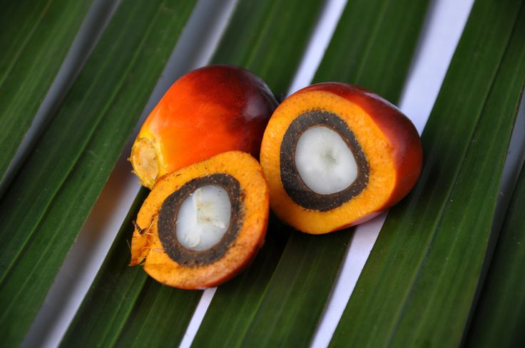 . Palm fruit oil is an excellent source beta-carotene and lycophene