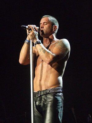 Scott Stapp 2012   Scott Stapp, do Creed, fará shows solo no Brasil em junho - Kboing