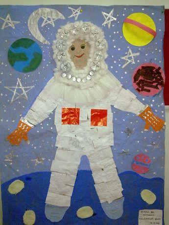 Best 25 Astronaut craft ideas