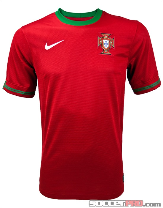 Nike Portugal Home Jersey 2012-2013...$76.49