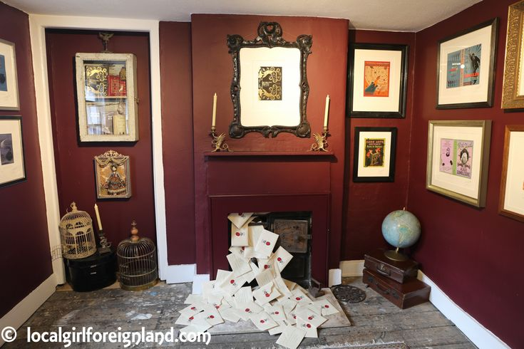 #harrypotter #london #exhibition Essentially, this place was swamped with the artwork from the Harry Potter movie and a few other collections by Minalima. This was a freebie. Zero entrance fee and something fun to see. This place …
