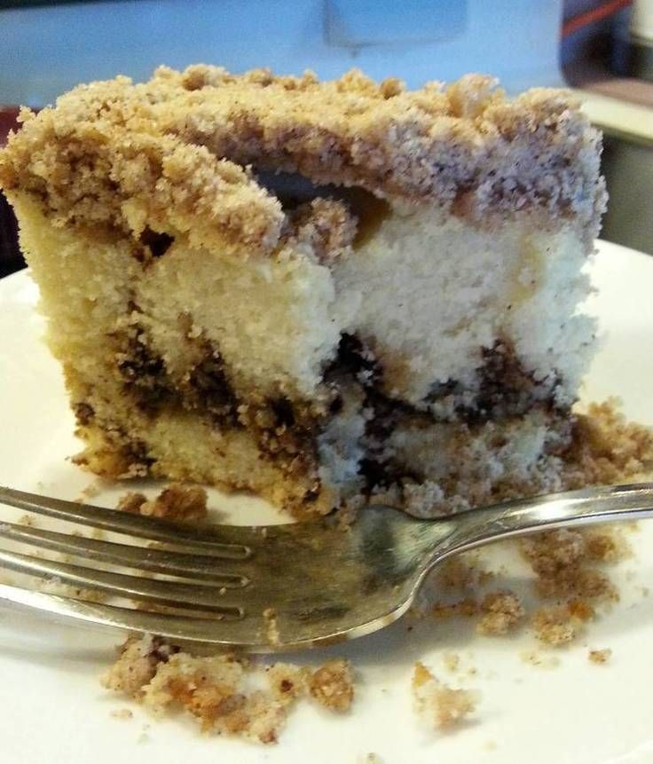 ... Coffee Cake on Pinterest | Streusel topping, Raspberry coffee cakes