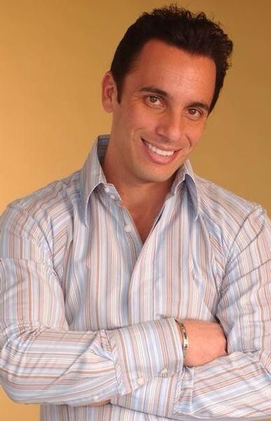 Sebastian Maniscalco. I laugh just thinking about his jokes. So funny!
