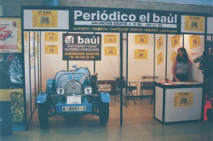 Venta de Coche Antiguo en El Periódico El Baúl  #clasificados #motor #cocheantiguo #periodico #newspaper #secondhand #segundamano #anunciosgratis