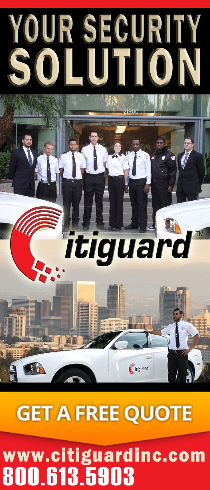 Citiguard your security solution get a free quote http