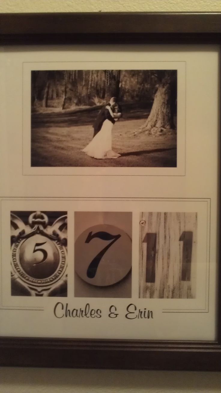 1st Anniversary https://www.etsy.com/listing/80496047/wedding-anniversary-frame-your-date