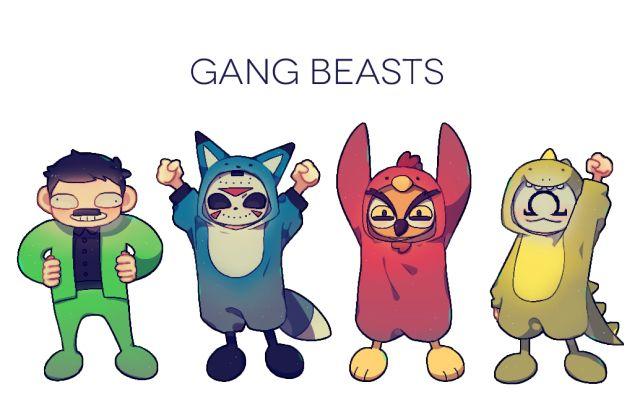 BBS Gang Beasts