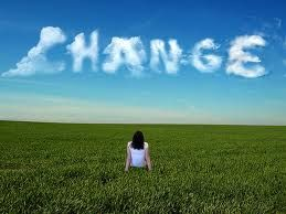 Change in your life will make you stronger!