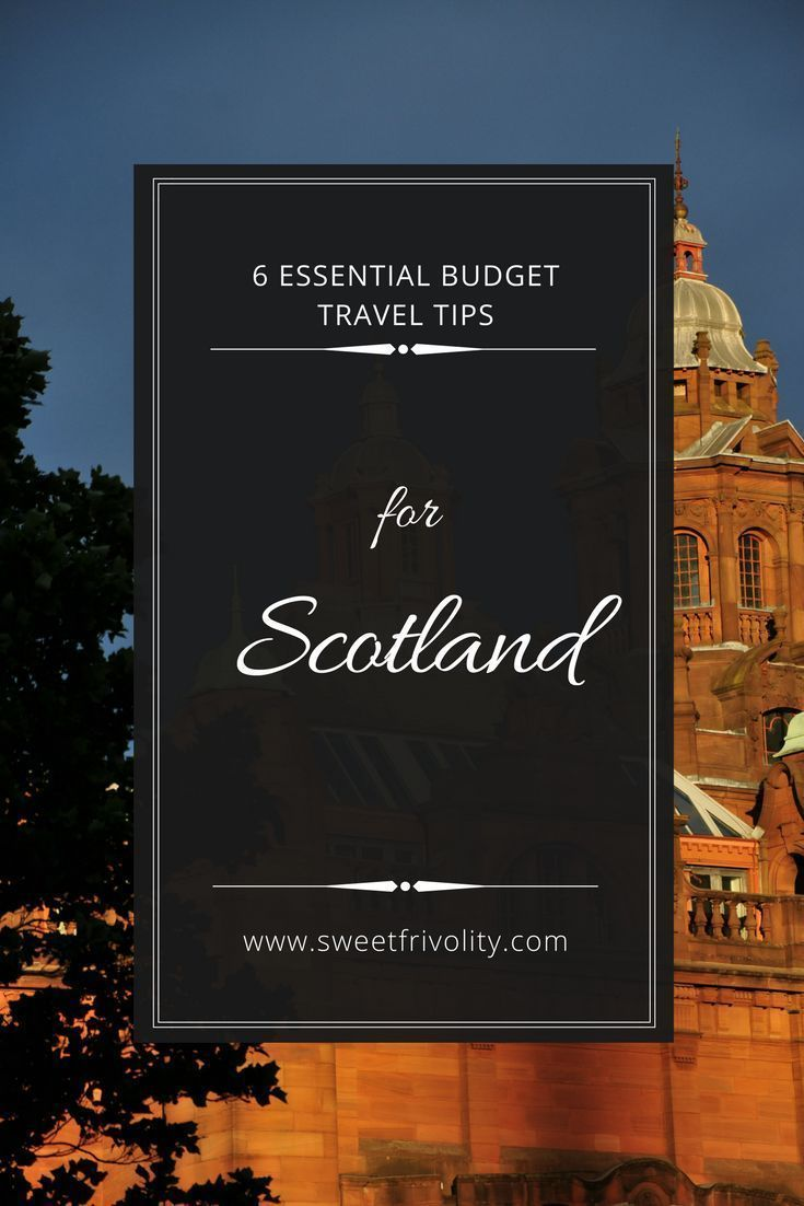 If you're seeing Scotland on a budget, this post is for you! https://www.sweetfrivolity.com/single-post/2017/06/15/6-Essential-Budget-Tips-for-Planning-a-Scotland-Vacation #scotland #budgetvacation #traveltips #travel