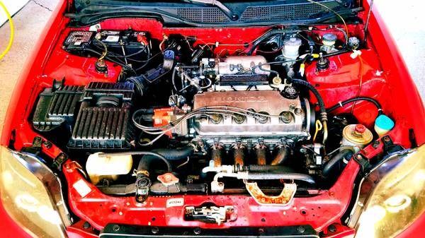 1998 Honda Civic HX $1800 OBO (Newark) $1800: < image 1 of 3 > 1998 Honda Civic Coupe condition: goodcylinders: 4 cylindersfuel:…